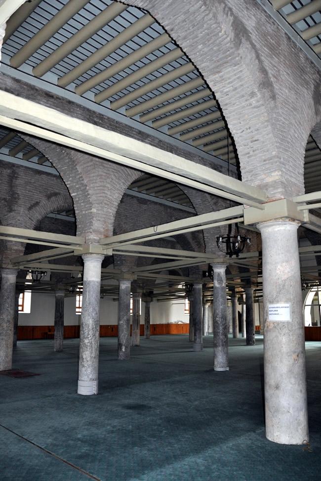 Alaaddin Camisi'nin Restorasyonuna Başlanıyor 9