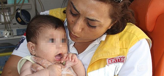 Bebekleri rehin alıp annelere fuhuş yaptırmışlar 5