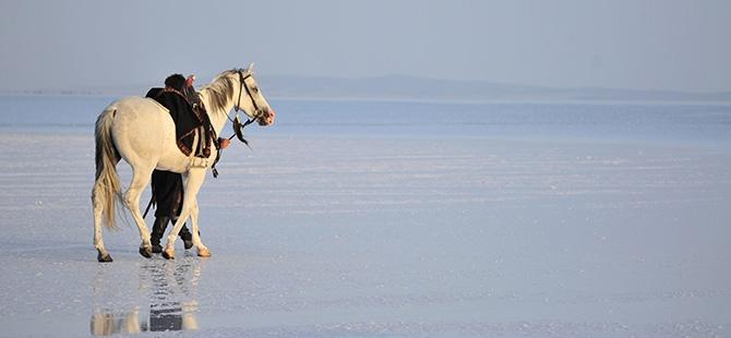"""""""Diriliş""""in fragmanı Tuz Gölü'nde çekildi 1"""