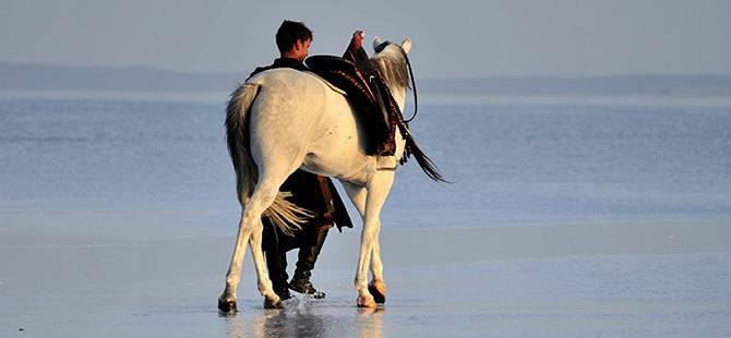 """""""Diriliş""""in fragmanı Tuz Gölü'nde çekildi 2"""