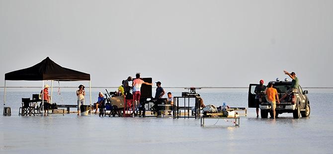 """""""Diriliş""""in fragmanı Tuz Gölü'nde çekildi 4"""
