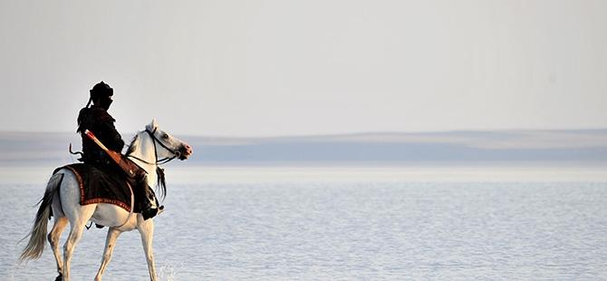 """""""Diriliş""""in fragmanı Tuz Gölü'nde çekildi 8"""