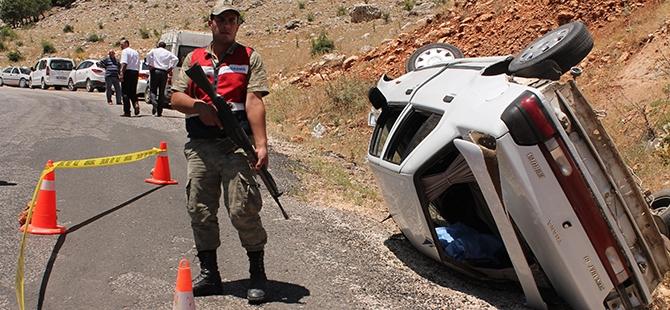 Adıyaman'da Trafik Kazası: 2 Ölü, 4 Yaralı 1