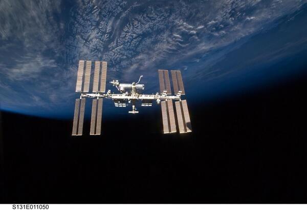 Uzayda Bir İlk Yaşandı 10