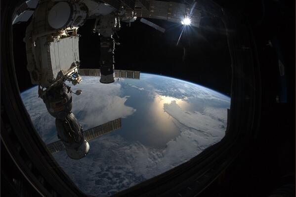 Uzayda Bir İlk Yaşandı 12