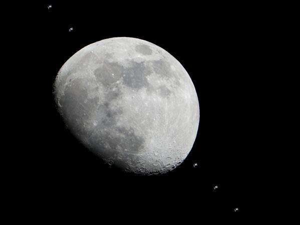 Uzayda Bir İlk Yaşandı 16