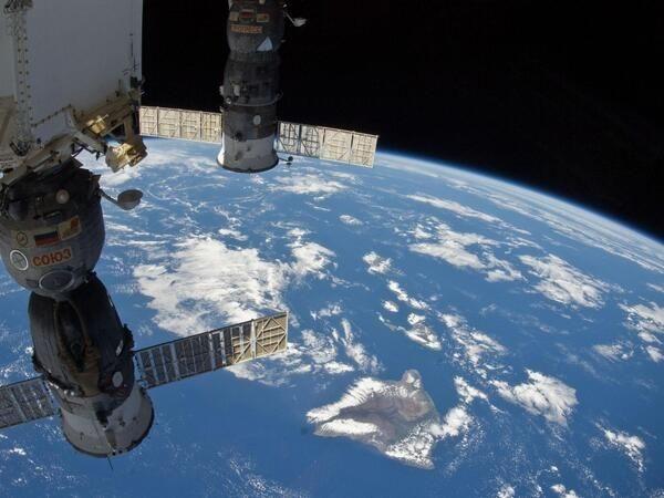 Uzayda Bir İlk Yaşandı 17