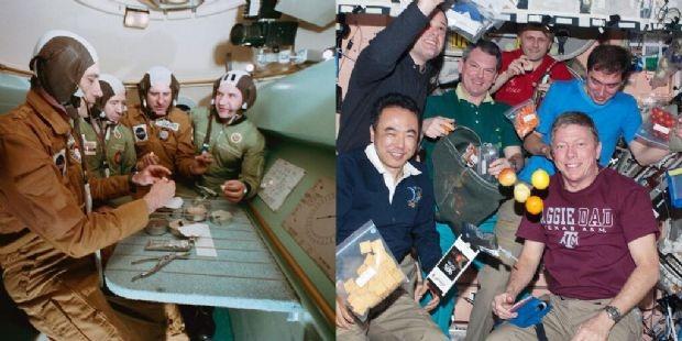 Uzayda Bir İlk Yaşandı 20