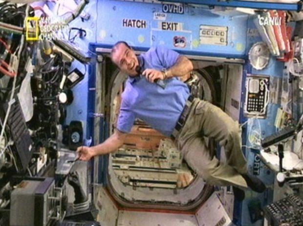 Uzayda Bir İlk Yaşandı 6