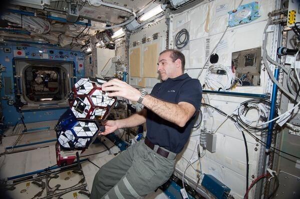 Uzayda Bir İlk Yaşandı 7