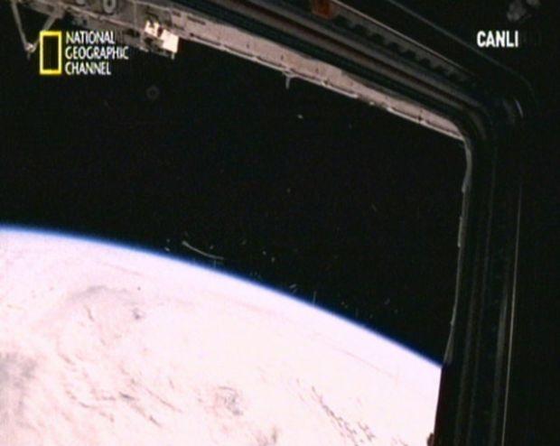 Uzayda Bir İlk Yaşandı 8