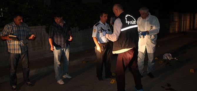 Sokak ortasında silahlı saldırı 3