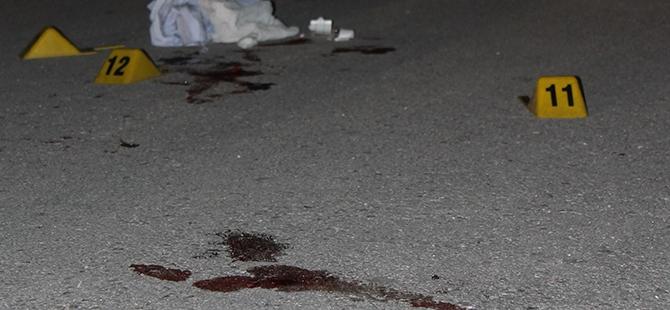 Sokak ortasında silahlı saldırı 4