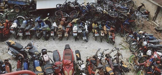 Motosikletlere kelepçe 7