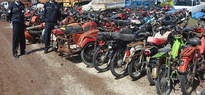 Motosikletlere kelepçe 9