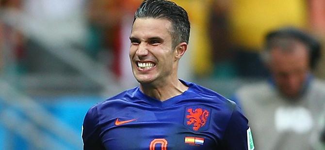Dünya Kupası'nda gol sevinçleri 12