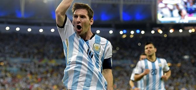 Dünya Kupası'nda gol sevinçleri 13