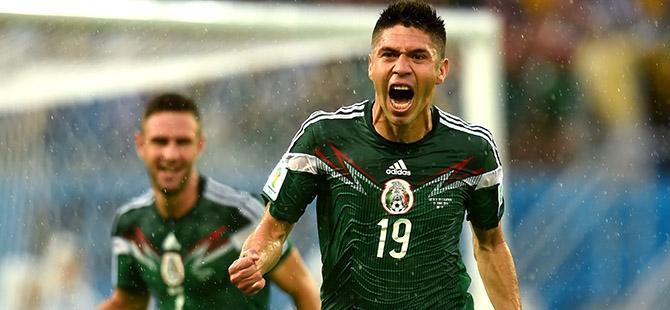 Dünya Kupası'nda gol sevinçleri 16