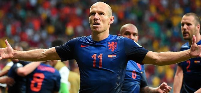 Dünya Kupası'nda gol sevinçleri 7