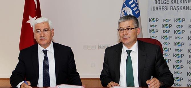 """""""KOP Bölgesi, Türkiye'nin yeni yatırım ortamı oluyor"""" 6"""