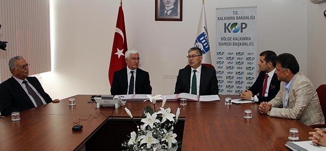 """""""KOP Bölgesi, Türkiye'nin yeni yatırım ortamı oluyor"""" 7"""
