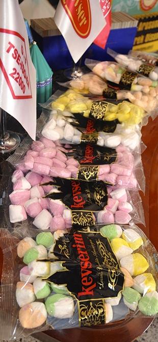 Mevlana şekeri ihracatı durma noktasında 10
