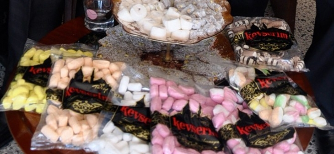Mevlana şekeri ihracatı durma noktasında 3
