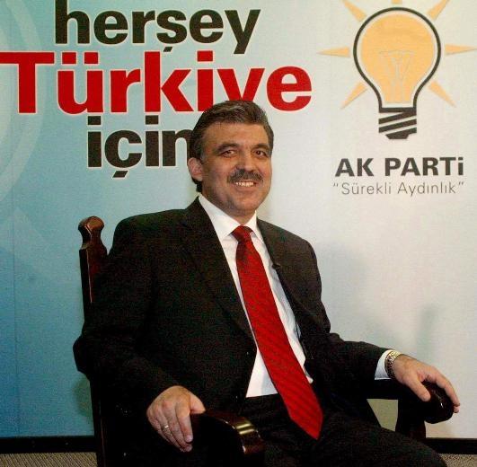 Recep Tayyip Erdoğan - Yeşil sahalardan Köşk adaylığına 11