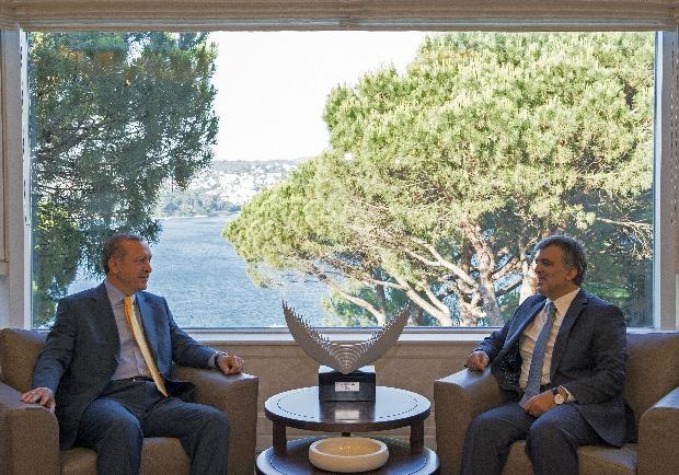 Recep Tayyip Erdoğan - Yeşil sahalardan Köşk adaylığına 14
