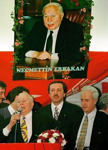 Recep Tayyip Erdoğan - Yeşil sahalardan Köşk adaylığına 4