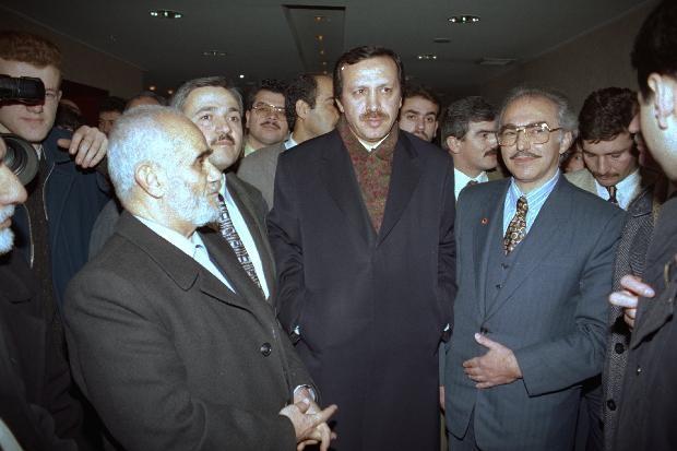Recep Tayyip Erdoğan - Yeşil sahalardan Köşk adaylığına 6