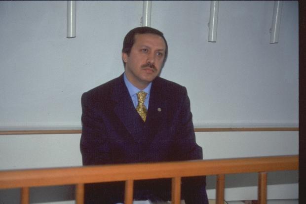 Recep Tayyip Erdoğan - Yeşil sahalardan Köşk adaylığına 7