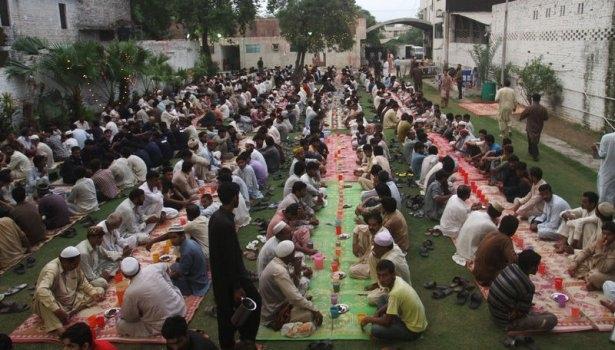 Dünyadan Ramazan manzaraları 100