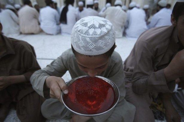 Dünyadan Ramazan manzaraları 11