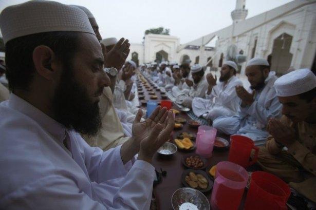 Dünyadan Ramazan manzaraları 14