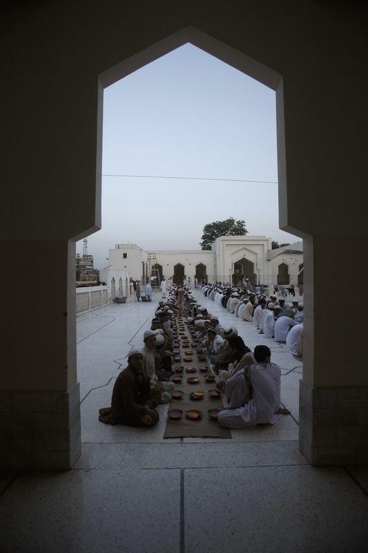 Dünyadan Ramazan manzaraları 16
