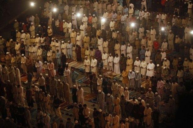 Dünyadan Ramazan manzaraları 20