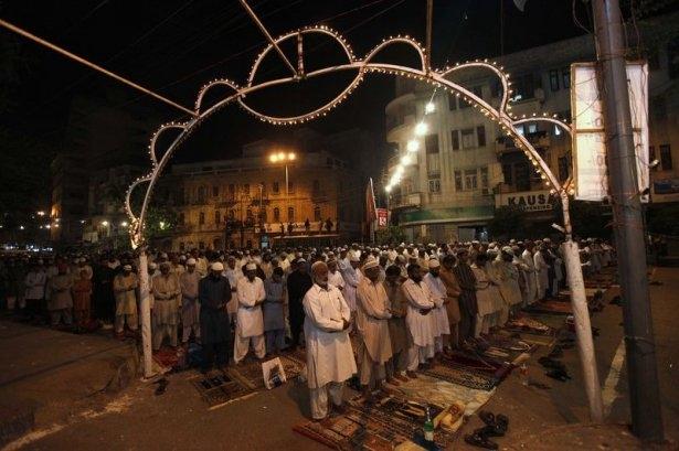 Dünyadan Ramazan manzaraları 22