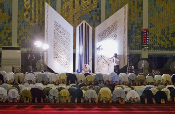 Dünyadan Ramazan manzaraları 23