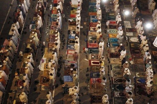 Dünyadan Ramazan manzaraları 25