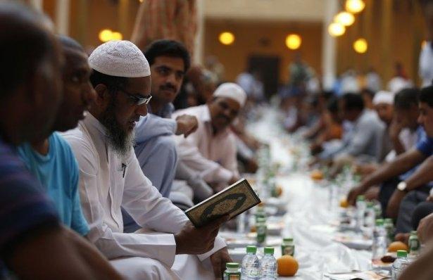 Dünyadan Ramazan manzaraları 26