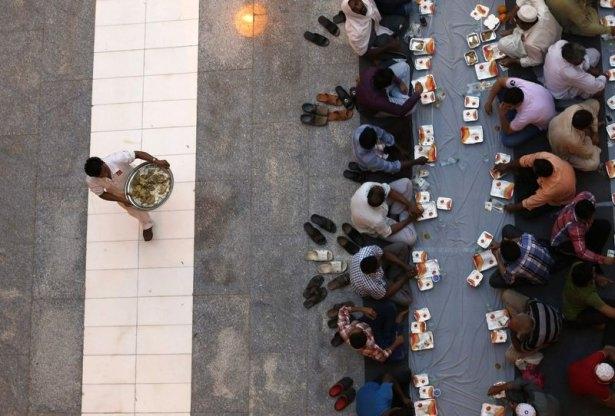 Dünyadan Ramazan manzaraları 27