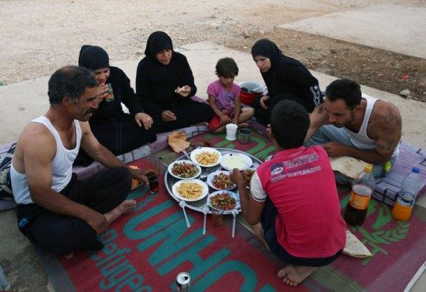 Dünyadan Ramazan manzaraları 30