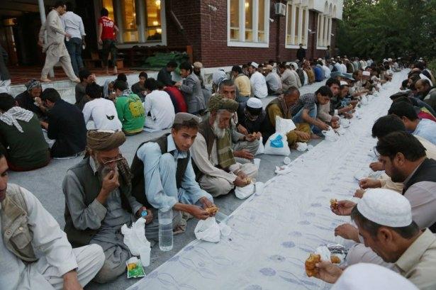Dünyadan Ramazan manzaraları 32