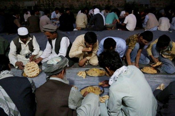 Dünyadan Ramazan manzaraları 34