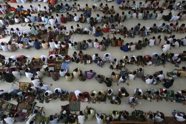 Dünyadan Ramazan manzaraları 44