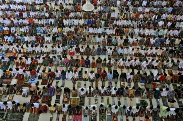Dünyadan Ramazan manzaraları 46