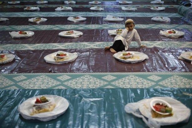 Dünyadan Ramazan manzaraları 47