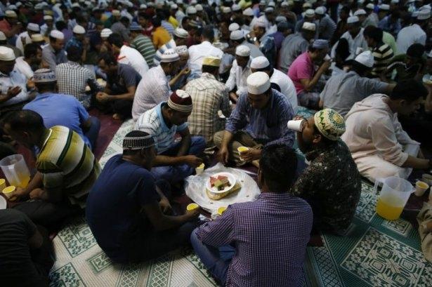 Dünyadan Ramazan manzaraları 49