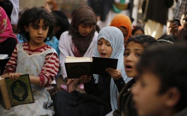 Dünyadan Ramazan manzaraları 55